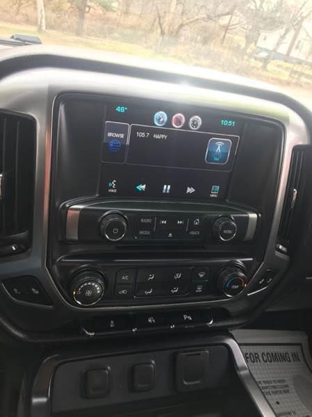 2014 Chevrolet Silverado 1500 4x2 LT 4dr Double Cab 6.5 ft. SB - Ridgeley WV