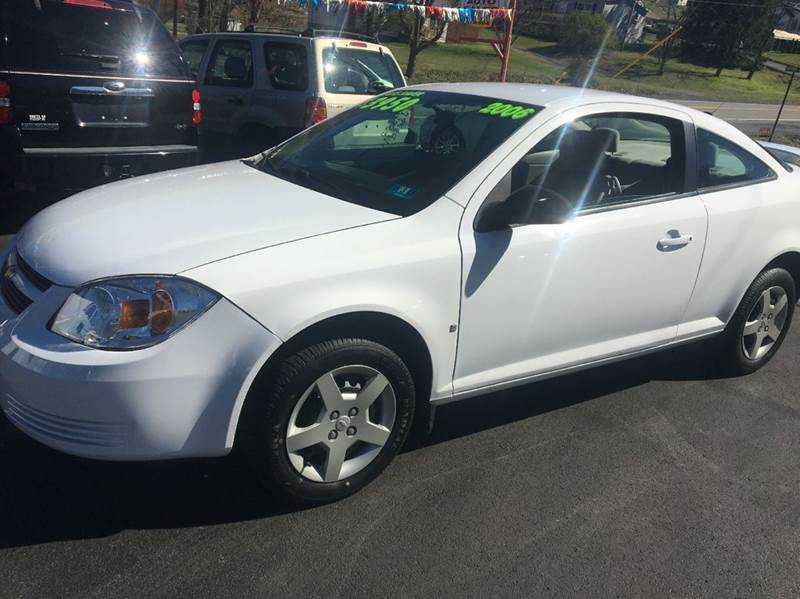 2006 Chevrolet Cobalt for sale at Route 28 Auto Sales in Ridgeley WV