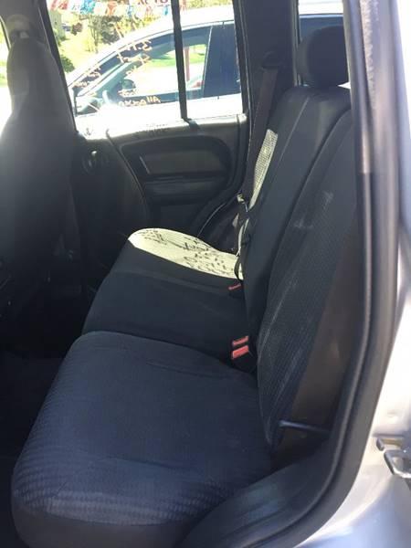 2003 Jeep Liberty 4dr Sport 4WD SUV - Ridgeley WV