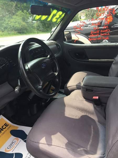 2001 Ford Ranger 2dr SuperCab XL 2WD SB - Ridgeley WV