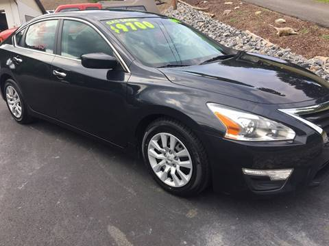 2013 Nissan Altima for sale in Ridgeley, WV