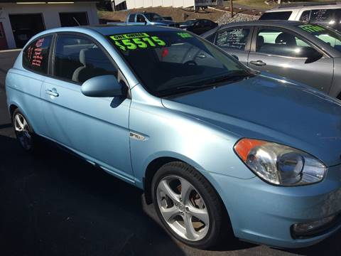 2007 Hyundai Accent for sale in Ridgeley, WV