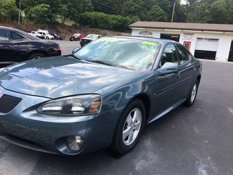 2006 Pontiac Grand Prix for sale in Ridgeley, WV