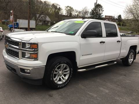 2014 Chevrolet Silverado 1500 for sale in Ridgeley, WV