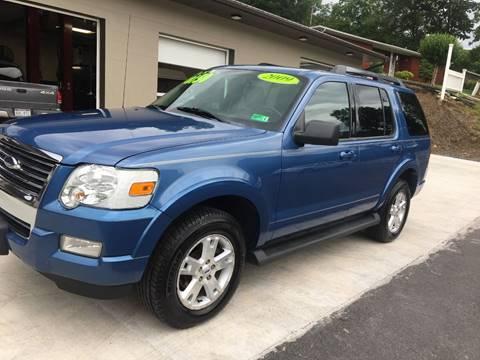 2009 Ford Explorer for sale in Ridgeley, WV