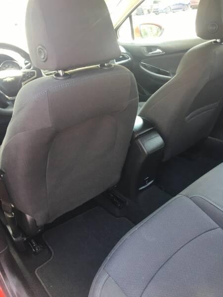 2017 Chevrolet Cruze LT Auto 4dr Sedan - Ridgeley WV