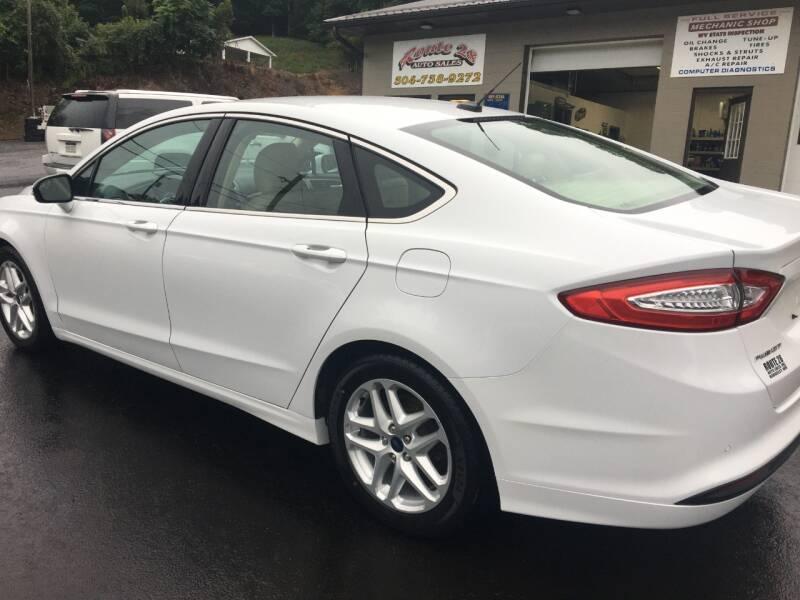 2016 Ford Fusion SE 4dr Sedan - Ridgeley WV