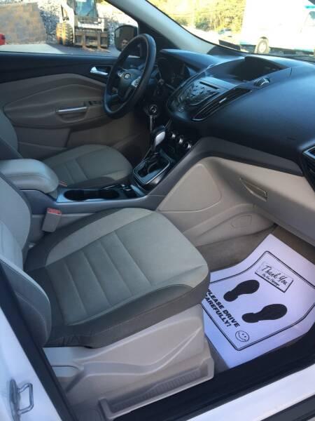 2013 Ford Escape AWD SE 4dr SUV - Ridgeley WV