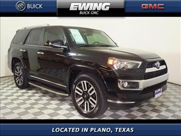 2014 Toyota 4Runner for sale in Plano, TX