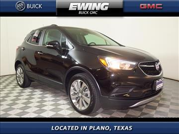 2017 Buick Encore for sale in Plano, TX