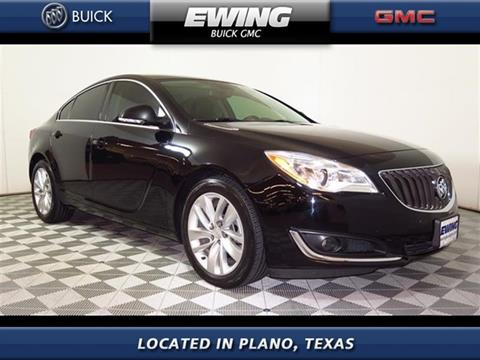 2016 Buick Regal for sale in Plano, TX