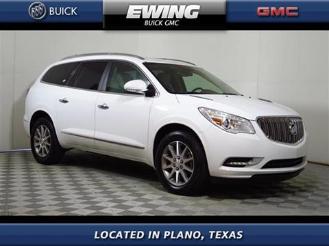 2016 Buick Enclave for sale in Plano, TX
