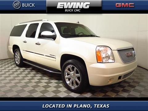 2014 GMC Yukon XL for sale in Plano, TX