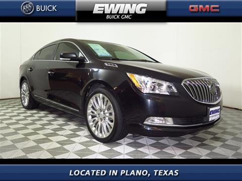 2014 Buick LaCrosse for sale in Plano, TX