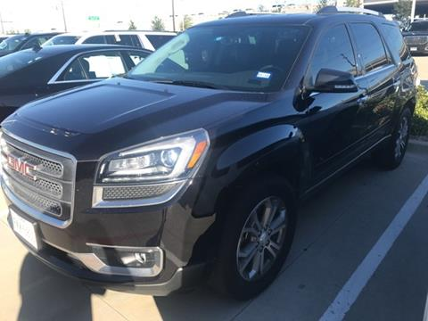 2015 GMC Acadia for sale in Plano, TX