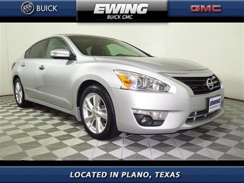 2013 Nissan Altima for sale in Plano, TX