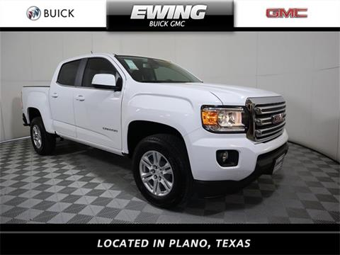 2019 GMC Canyon for sale in Plano, TX