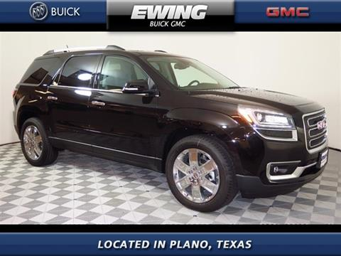 2017 GMC Acadia Limited for sale in Plano, TX