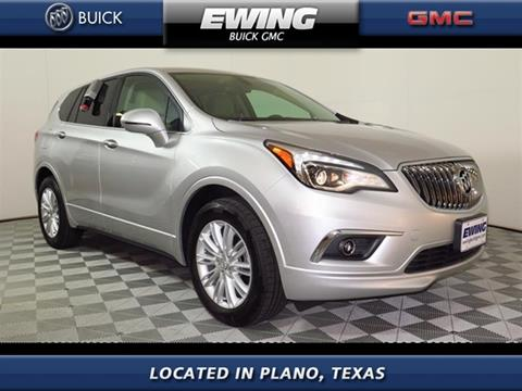 2017 Buick Envision for sale in Plano, TX