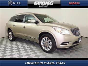 2017 Buick Enclave for sale in Plano, TX