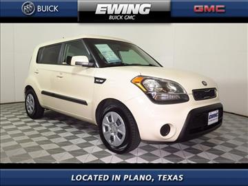 2013 Kia Soul for sale in Plano, TX