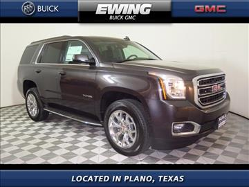 2017 GMC Yukon for sale in Plano, TX