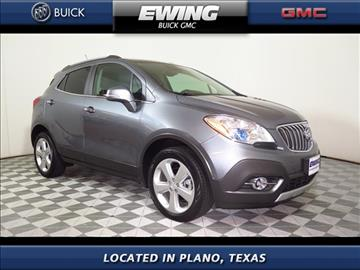 2015 Buick Encore for sale in Plano, TX