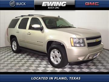 2009 Chevrolet Tahoe for sale in Plano, TX