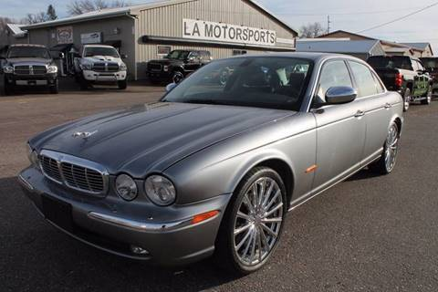 2007 Jaguar XJ-Series for sale at LA MOTORSPORTS in Windom MN