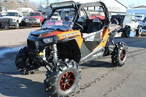 2015 Polaris RZR XP1000 for sale at LA MOTORSPORTS in Windom MN