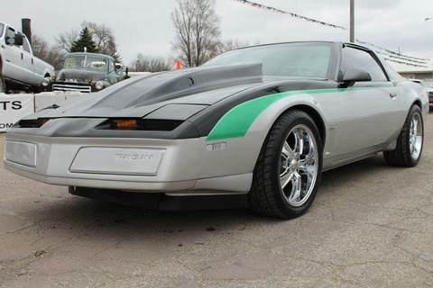 1982 Pontiac Firebird Trans Am for sale at LA MOTORSPORTS in Windom MN