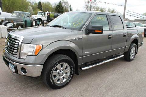 2011 Ford F-150 for sale at LA MOTORSPORTS in Windom MN