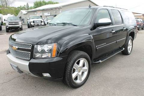 2007 Chevrolet Suburban for sale at LA MOTORSPORTS in Windom MN