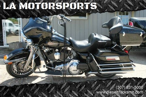 2009 Harley-Davidson Electra Glide for sale in Windom, MN