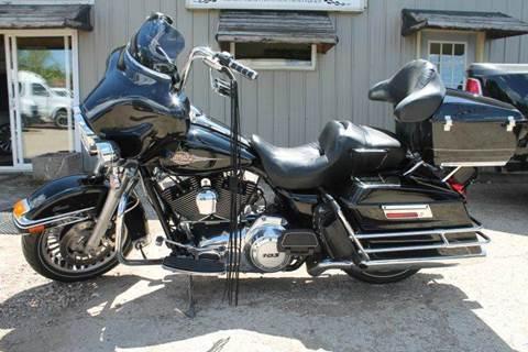 2009 Harley-Davidson Electra Glide for sale in Windom, MN