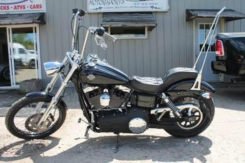 2010 Harley-Davidson Dyna for sale in Windom, MN