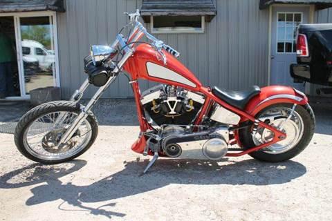 2001 CHUBBIES CHOPPER for sale at LA MOTORSPORTS in Windom MN