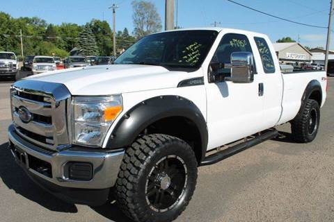 2011 Ford F-250 Super Duty for sale at LA MOTORSPORTS in Windom MN