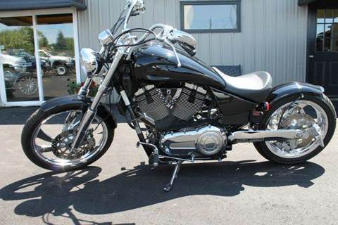 2005 Victory Vegas for sale at LA MOTORSPORTS in Windom MN