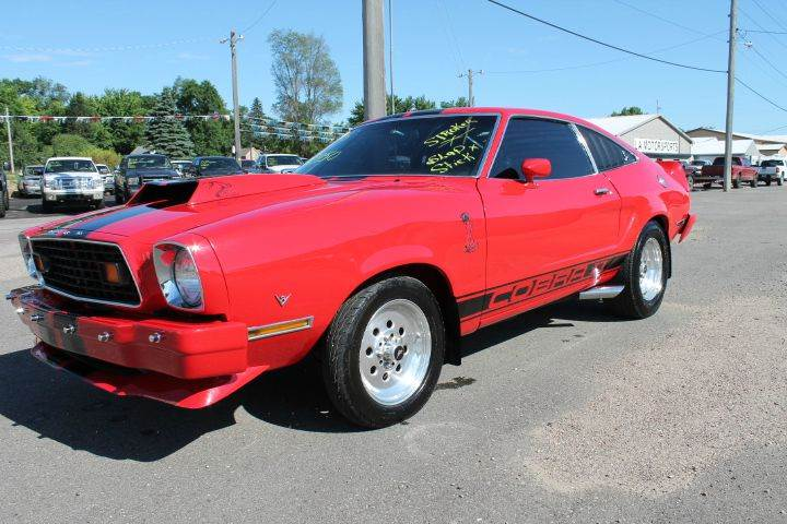 1975 Ford Mustang Cobra In Windom Mn La Motorsports
