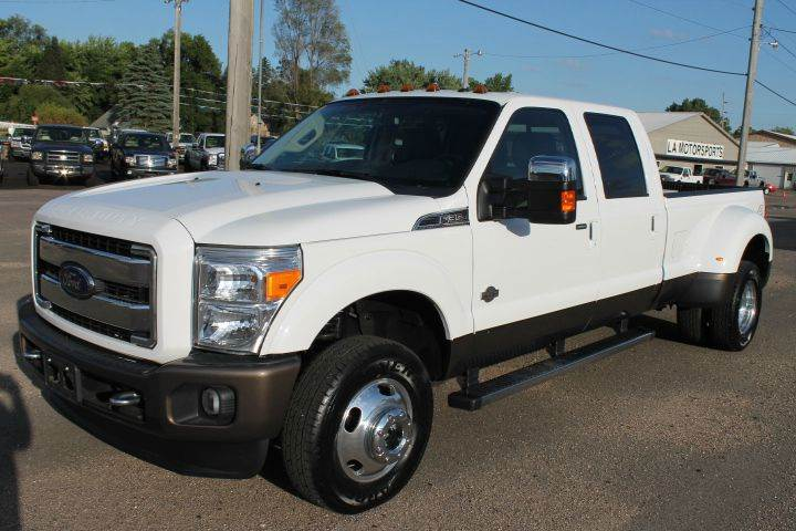 2016 ford f 350 super duty king ranch 4x4 4dr crew cab 8 ft lb drw pickup in windom mn la. Black Bedroom Furniture Sets. Home Design Ideas