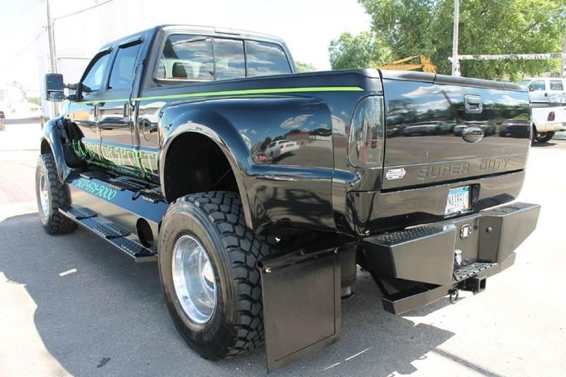 2007 Ford F650 Super Truck In Windom Mn La Motorsports