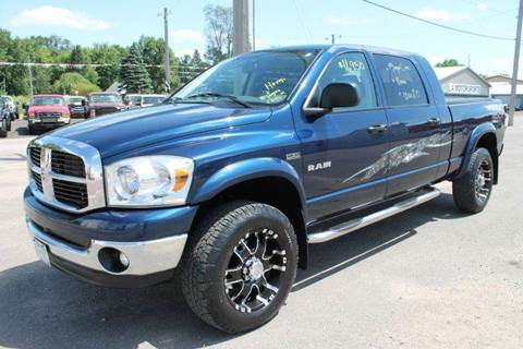 2008 Dodge Ram Pickup 1500 for sale at LA MOTORSPORTS in Windom MN