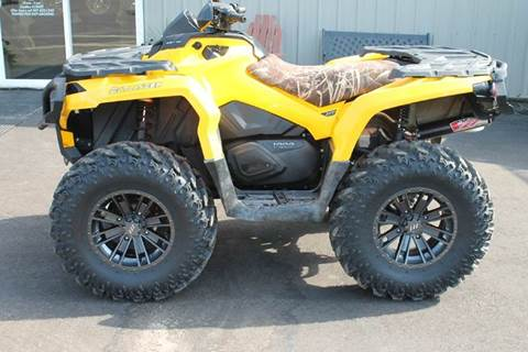 2012 Can-Am Outlander for sale at LA MOTORSPORTS in Windom MN