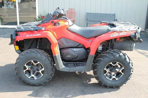 2014 Can-Am Outlander™ for sale at LA MOTORSPORTS in Windom MN