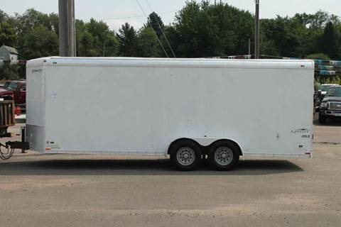 2013 STEALTH HVAC PLUMBING TOOL TRAILER  for sale at LA MOTORSPORTS in Windom MN