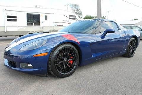 2007 Chevrolet Corvette for sale at LA MOTORSPORTS in Windom MN