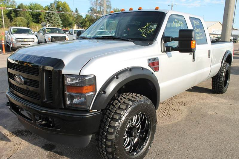 2008 ford f 350 super duty xlt 4dr crew cab 4wd lb in windom mn la motorsports. Black Bedroom Furniture Sets. Home Design Ideas