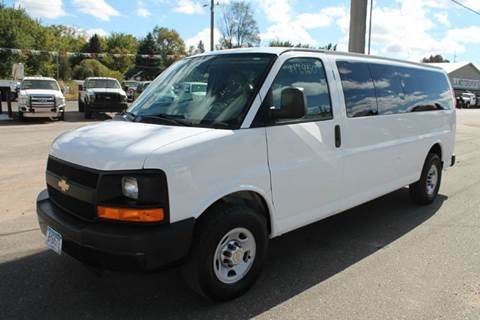 2013 Chevrolet Express Passenger for sale at LA MOTORSPORTS in Windom MN