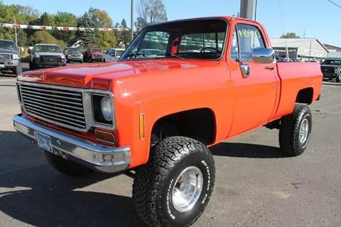 1977 Chevrolet C/K 10 Series for sale at LA MOTORSPORTS in Windom MN